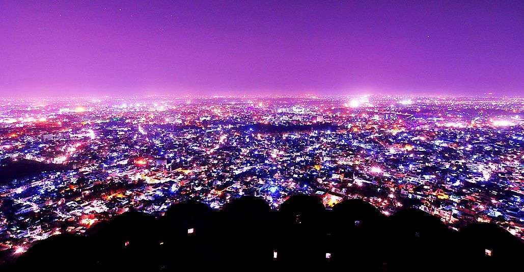 Nahargarh Night Places to Visit in Jaipur