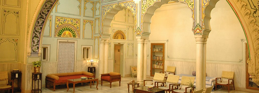 Places to stay in Jaipur