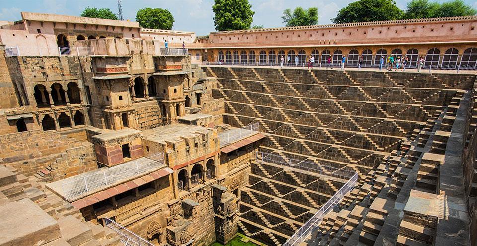 Abhaneri- Places to visit near Jaipur