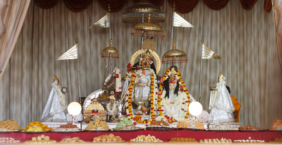 Govind Devji Temple - Religious places to visit in Rajasthan