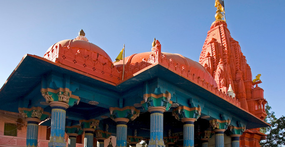 Bramha Temple- Religious places to visit in Rajasthan