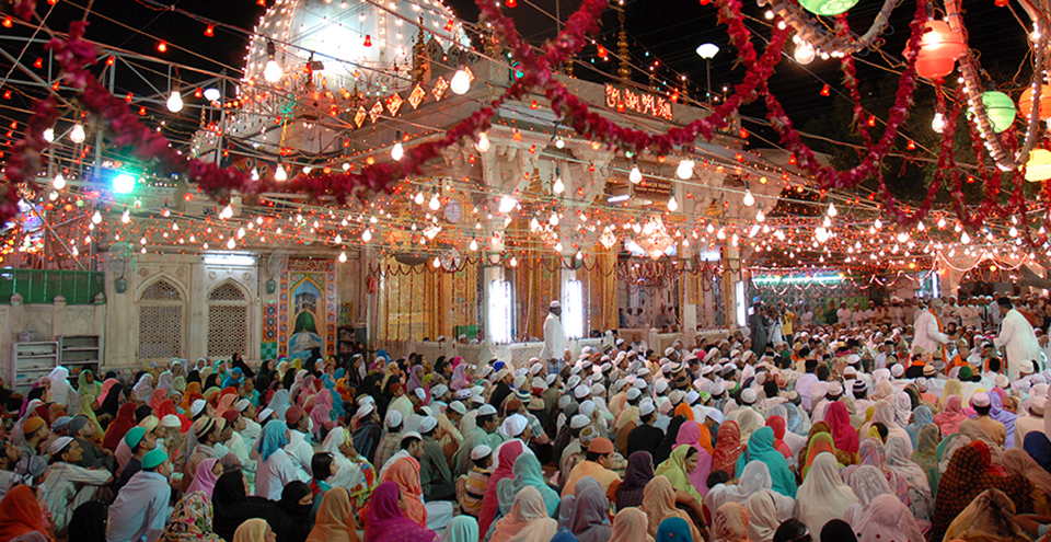 Ajmer Sharif- Religious place to visit in Rajasthan